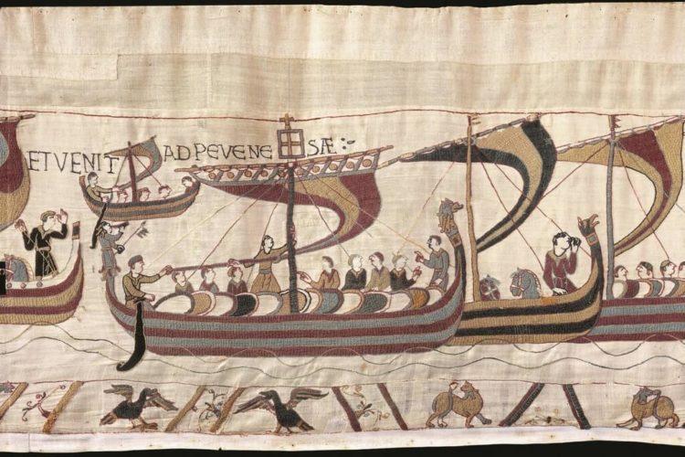 La Tapisserie De Bayeux Normandie Sites